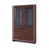 Шкаф витрина двухстворчатый «СМШВ-2»