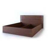 Кровать 183.9х205.9 с подъемным механизмом СМКР-2 1800