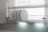 Автономный комплект люминисцентных светильников для сушек в базу 800-1200 мм 507L/12W